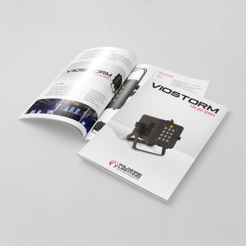 Lighting Product Brochure Company